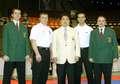 Kancho Matsui i Polska ekipa