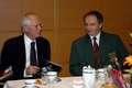 Ambasador Polski w Japonii - dr Marcin Rybicki i Shihan Andrzej Drewniak - prezes POKK